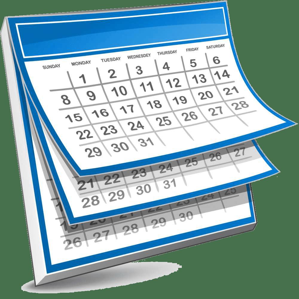 medium resolution of calendar image clip art calendar image