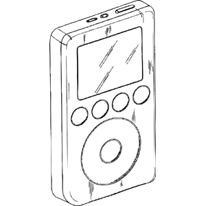 3rd generation iPod clipart, cliparts of 3rd generation
