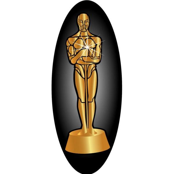 Oscar Award Statue Clip Art