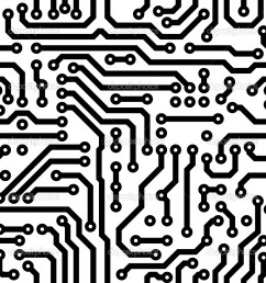 circuit board clipart [ 1024 x 1024 Pixel ]