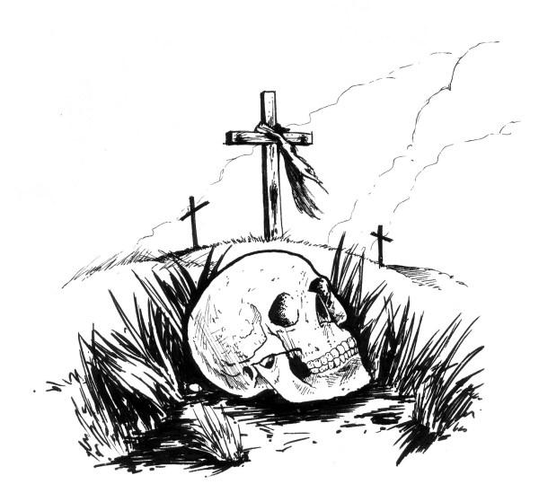 Jesus Christ Crucifixion Clip Art