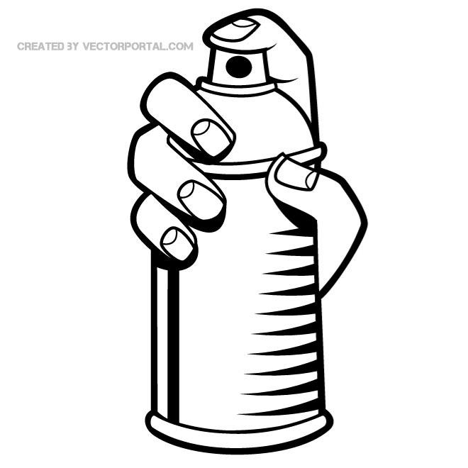 Free Spray-Paint Cliparts, Download Free Clip Art, Free