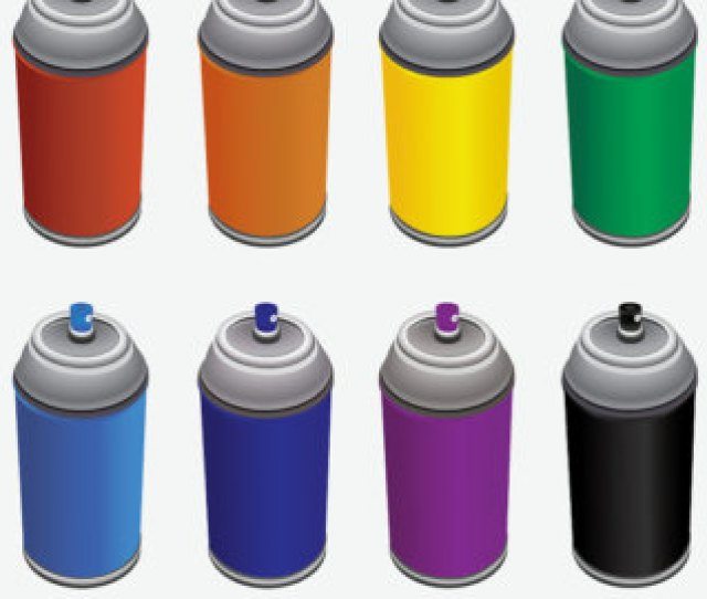 Spray Paint Can Clip Art