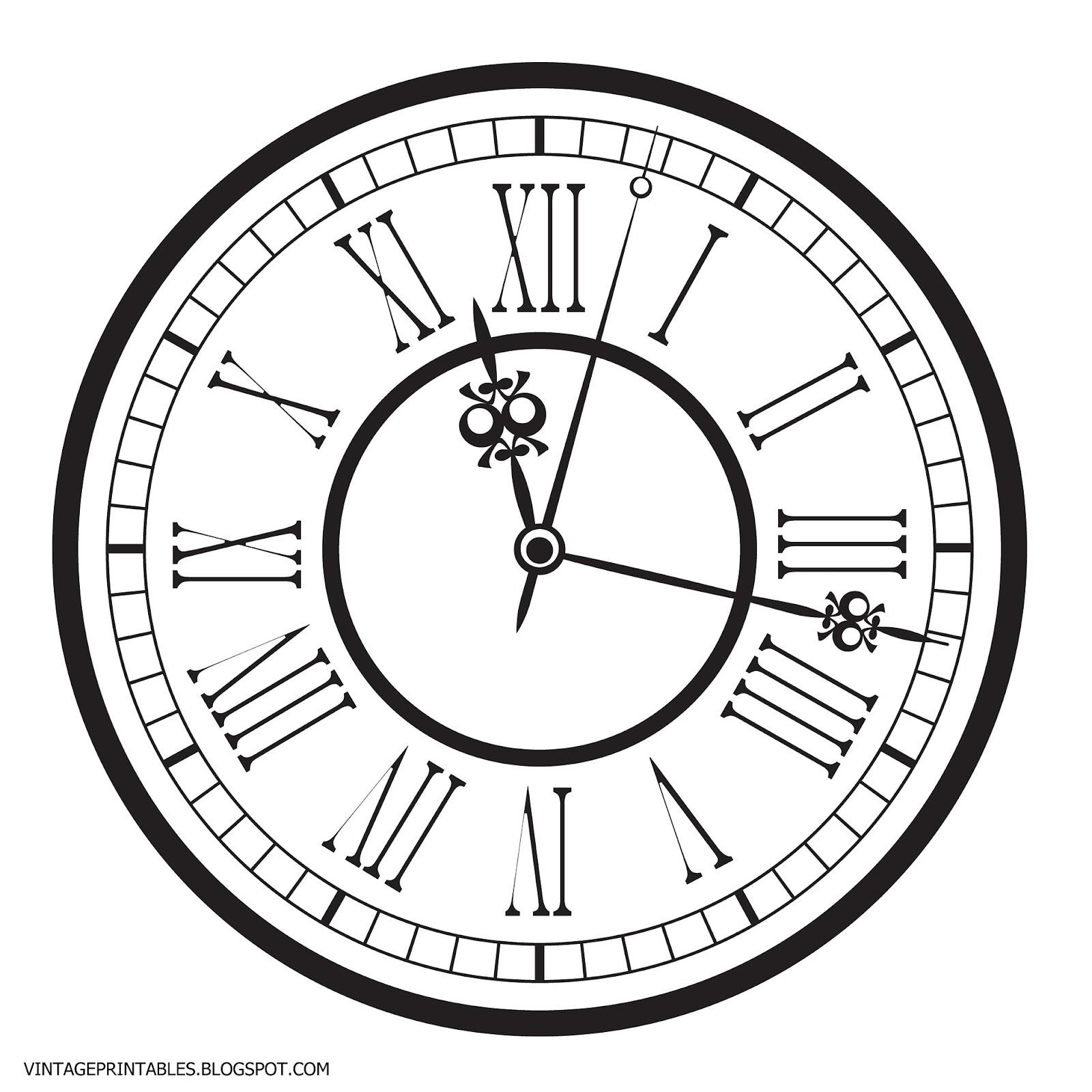 A Cow Clock