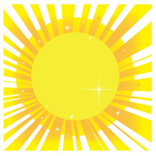 small resolution of image of clip art sun rays sun ray clip art