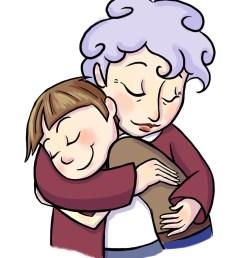 grandma clip art free [ 1152 x 1542 Pixel ]