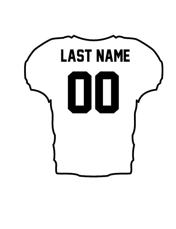 Free Jerseys Cliparts, Download Free Clip Art, Free Clip