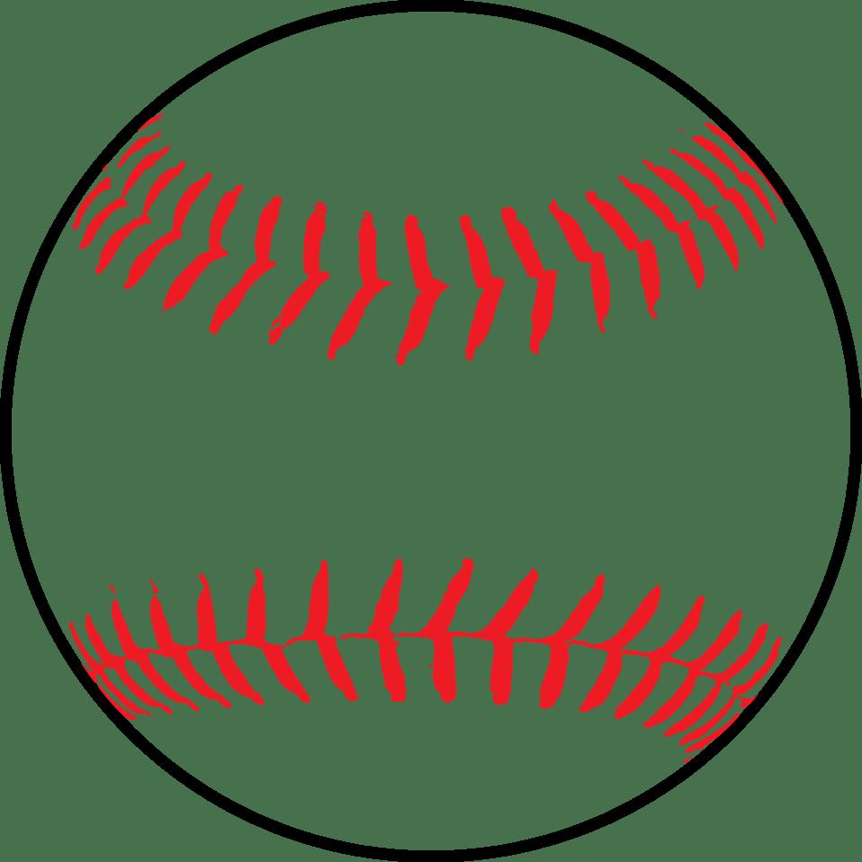 hight resolution of baseball clipart small baseballs