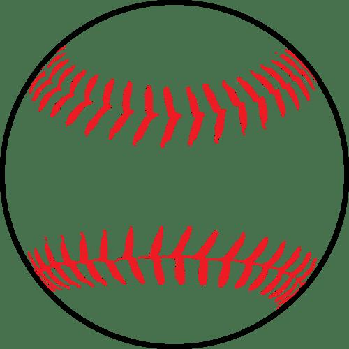 small resolution of baseball clipart small baseballs