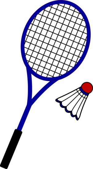 Permainan Batminton : permainan, batminton, Badminton, Cliparts,, Download, Clipart, Library