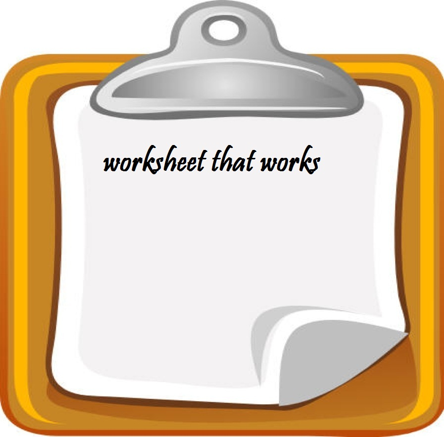 medium resolution of Free Worksheets Cliparts