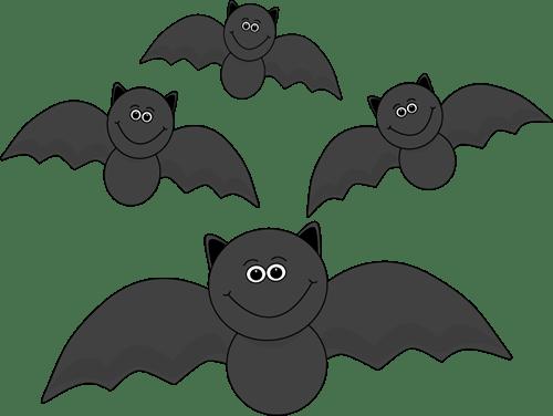 free bats cliparts