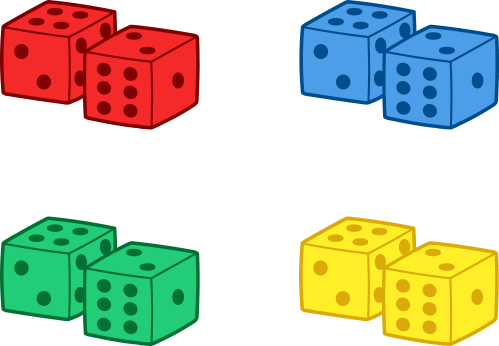 small resolution of free to share bunco clipart dice clip art