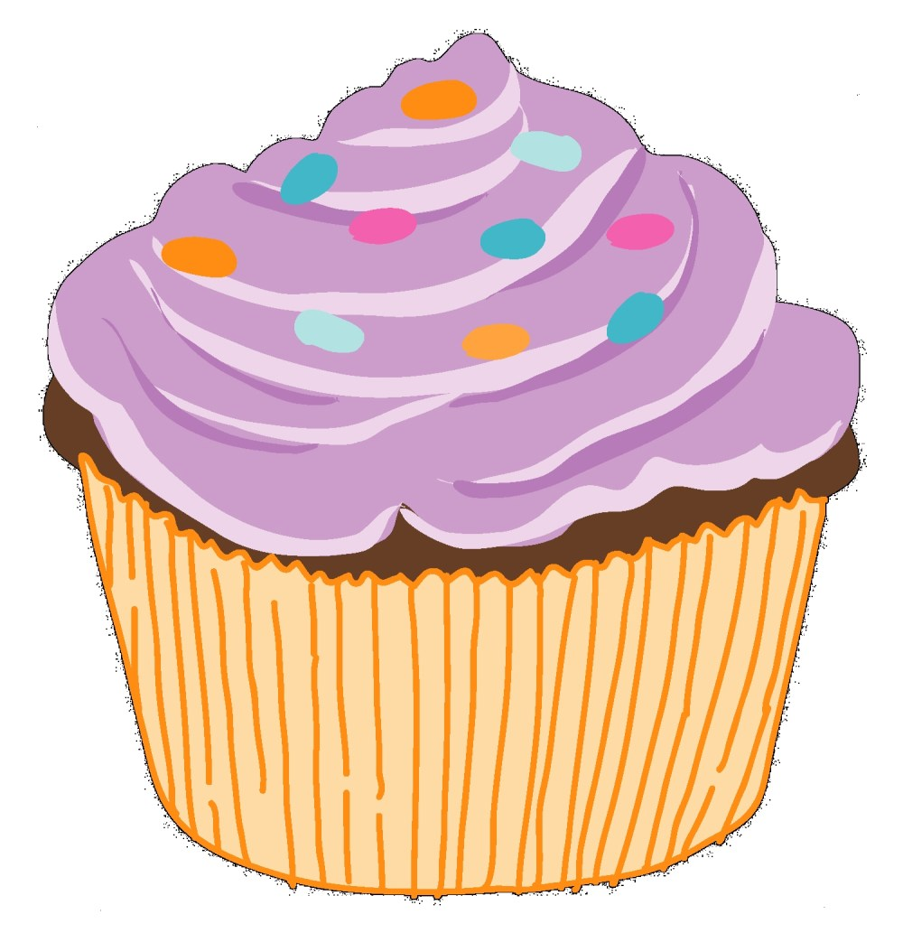 medium resolution of clipart of cupcakes