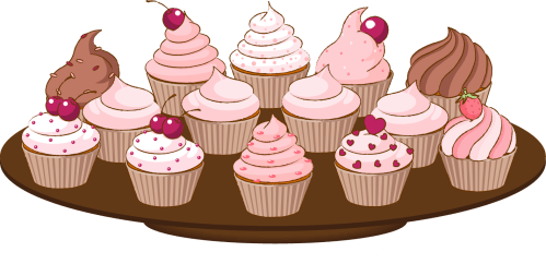 small resolution of cupcake drawings and cupcakes clipart
