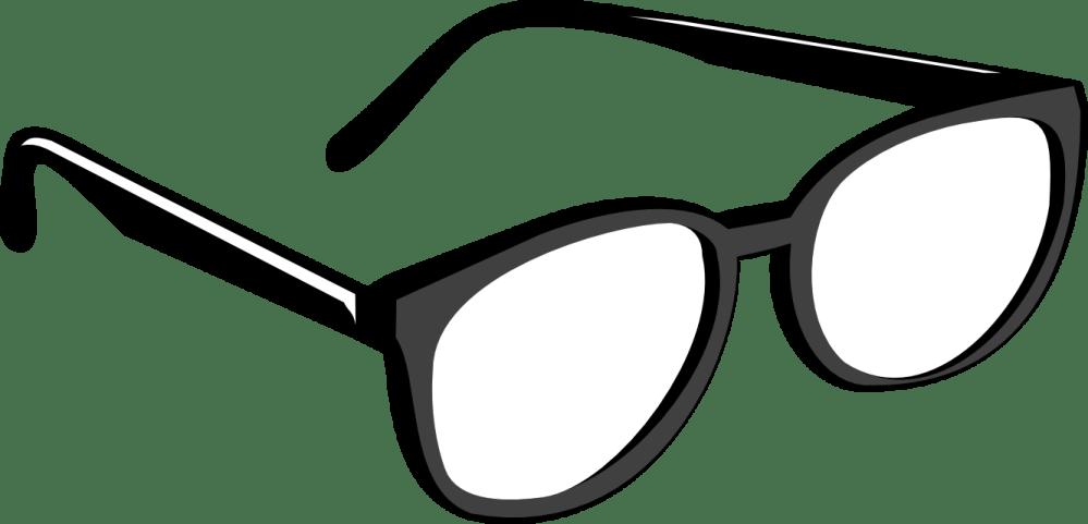 medium resolution of nerd glasses png