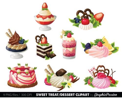 small resolution of popular items for clip art dessert
