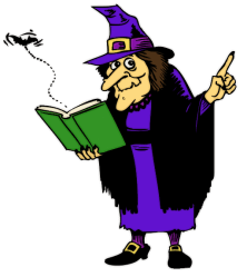 clipart hag witch clip cliparts silhouette library
