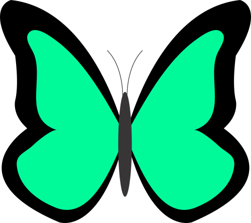 small resolution of clipart image for butterflies