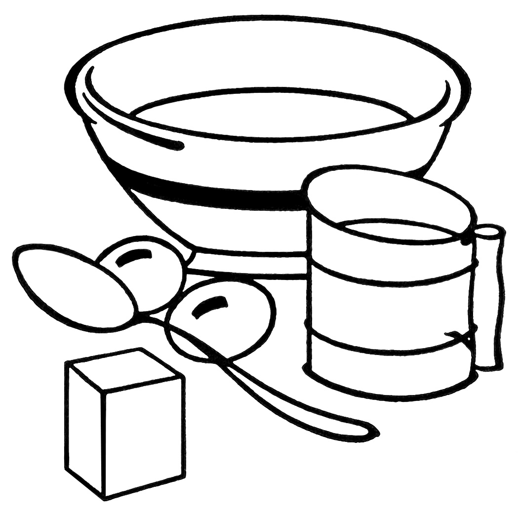 Image result for cookies ingredients clipart