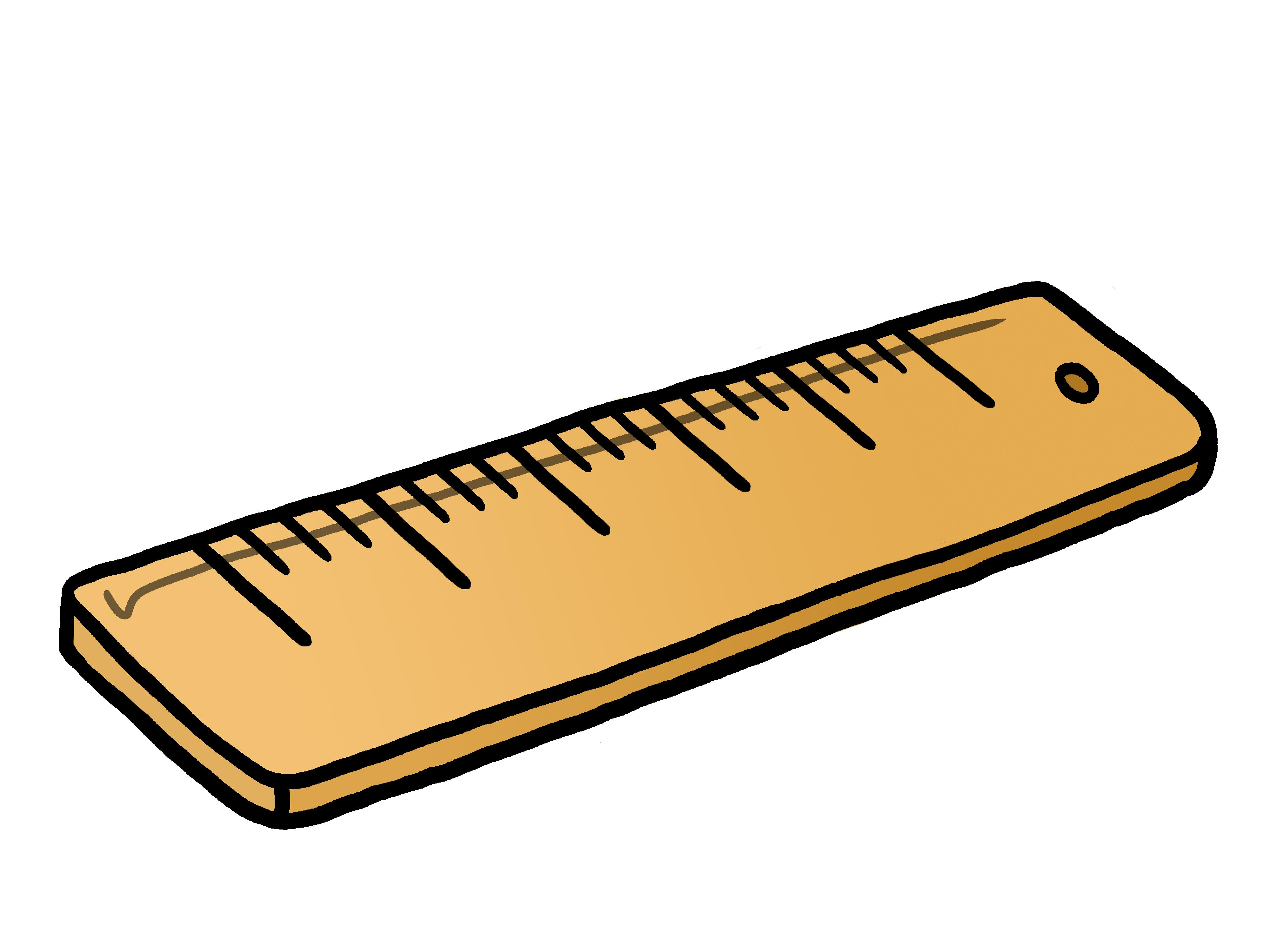 Image For Gt Measuring Length Clipart