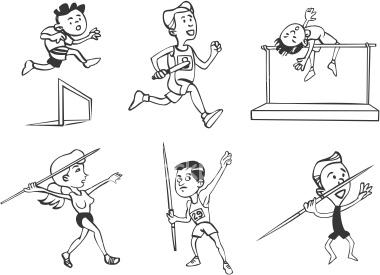 Free Athletics Cliparts, Download Free Clip Art, Free Clip