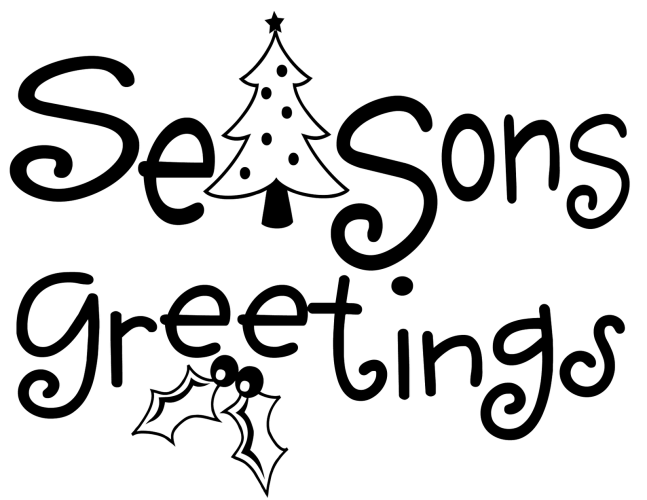 Best Moment : Concept Clipart Seasons Greetings Moment And