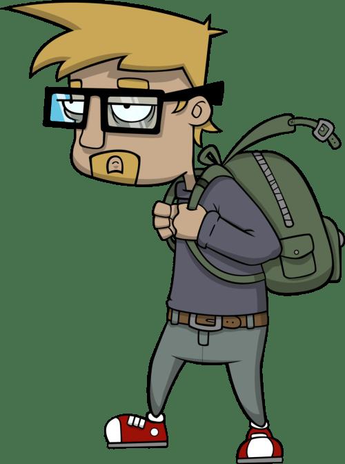 small resolution of nerd cartoons