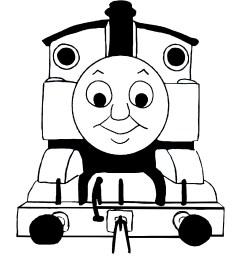 thomas the train clip art [ 1375 x 1500 Pixel ]