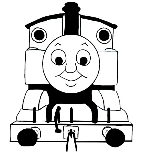 small resolution of thomas the train clip art