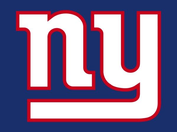 New York Giants Football Logo