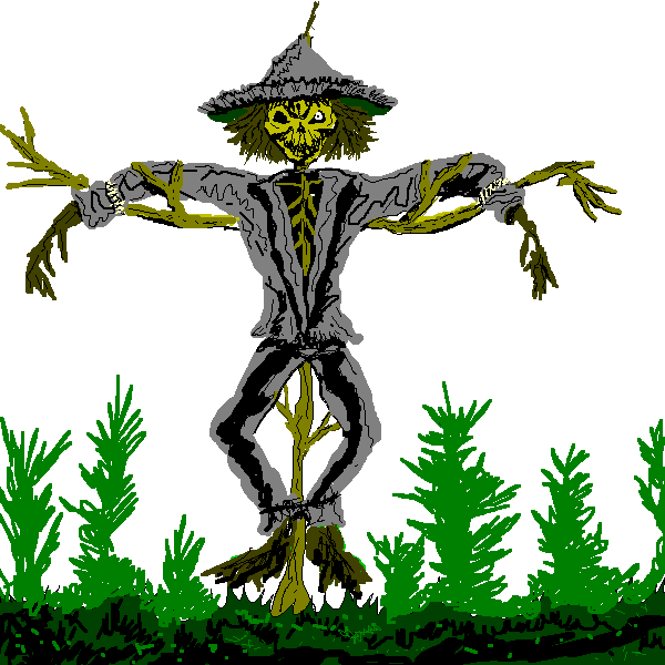 free scarecrows cliparts