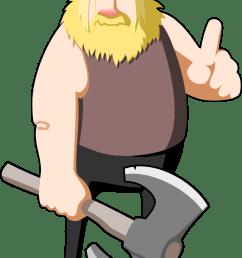 viking clipart [ 999 x 1659 Pixel ]