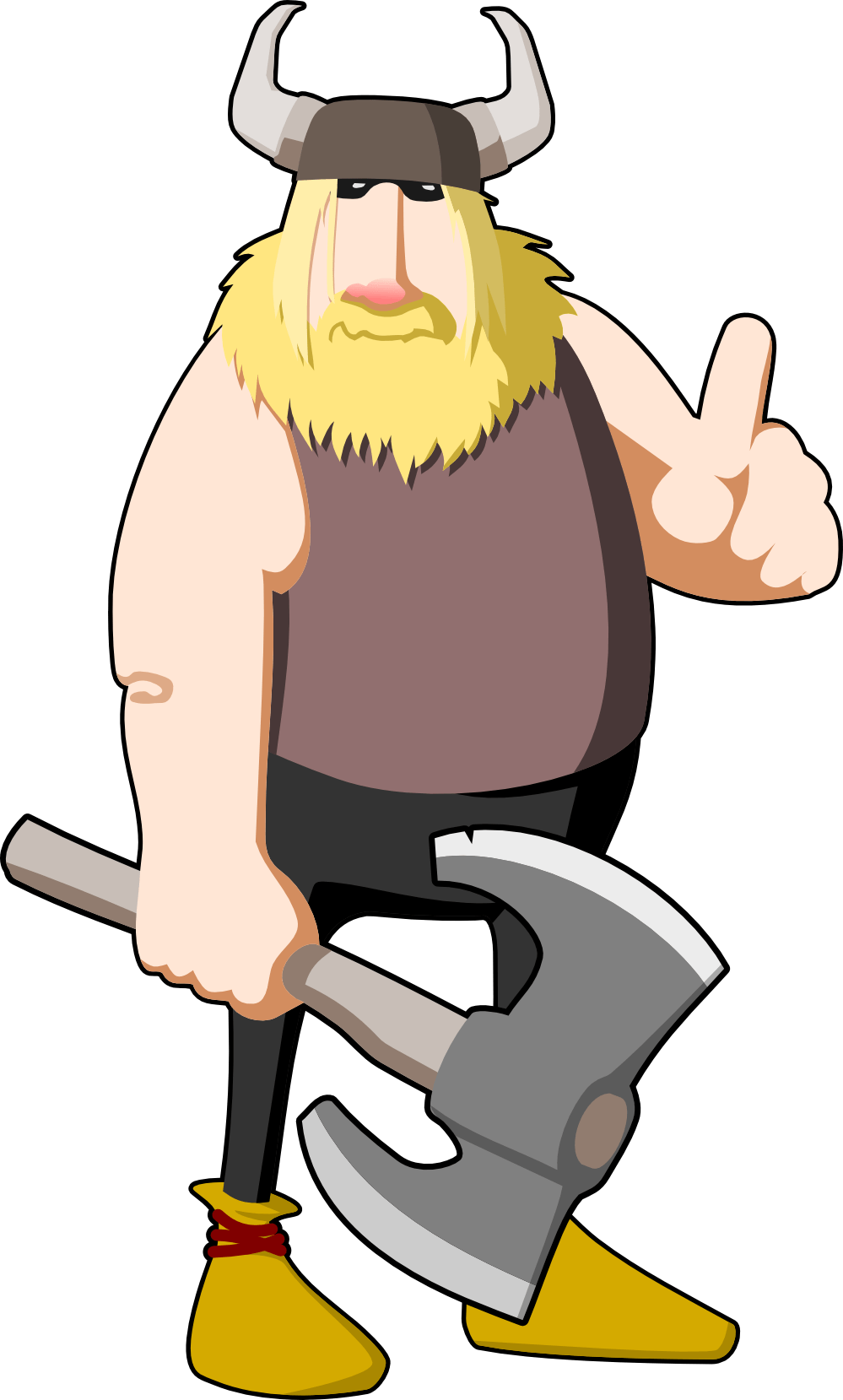hight resolution of viking clipart