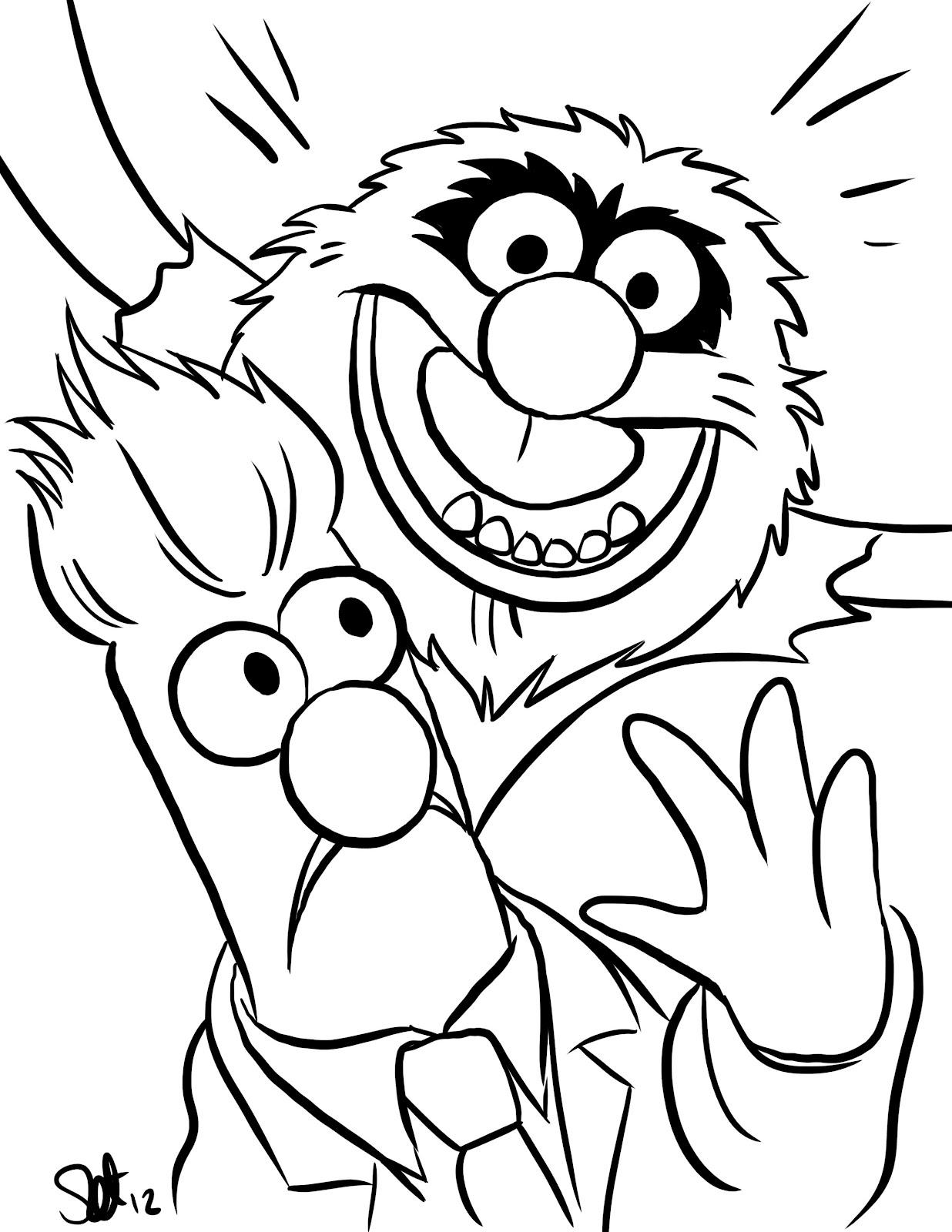 Muppets Sketch