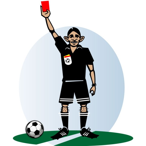 Football Referee Clip Art Free