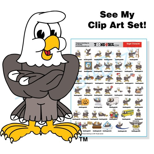 small resolution of mascot clipart eaglemascot