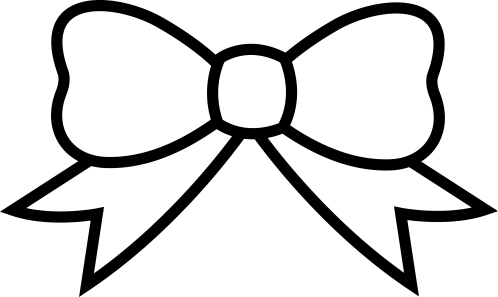 small resolution of free bow clipart