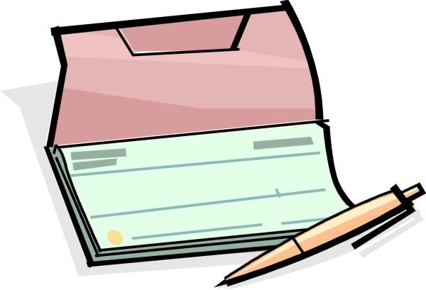 free checks cliparts