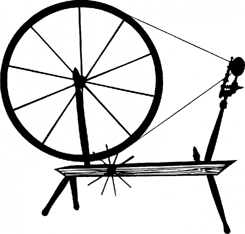 Spinning Wheel Template