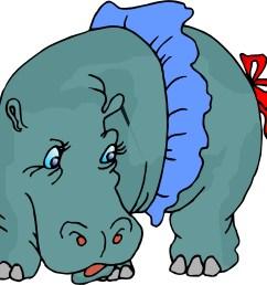 hippopotamus clip art [ 1701 x 1614 Pixel ]