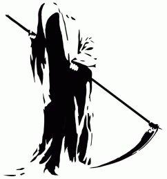 grim reaper clip art [ 894 x 894 Pixel ]