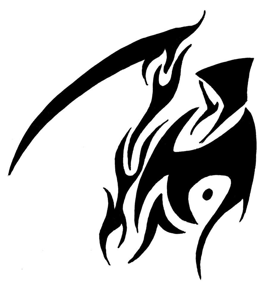 hight resolution of grim reaper clip art 2 image