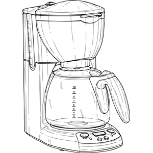 Free Coffeemaker Cliparts, Download Free Clip Art, Free
