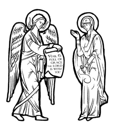 Feast of Annunciation.