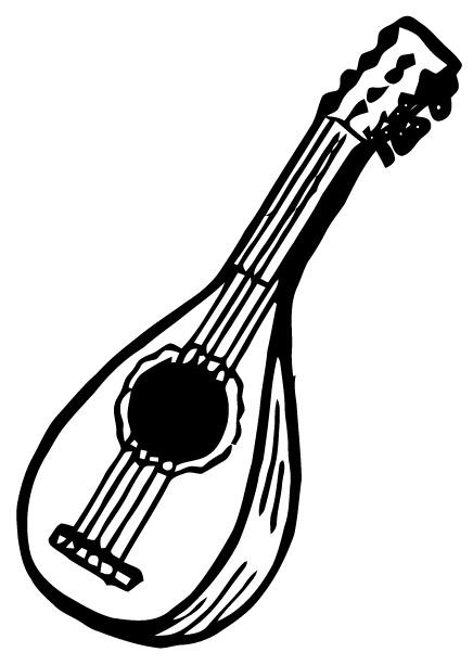 Free Mandolin Cliparts, Download Free Clip Art, Free Clip