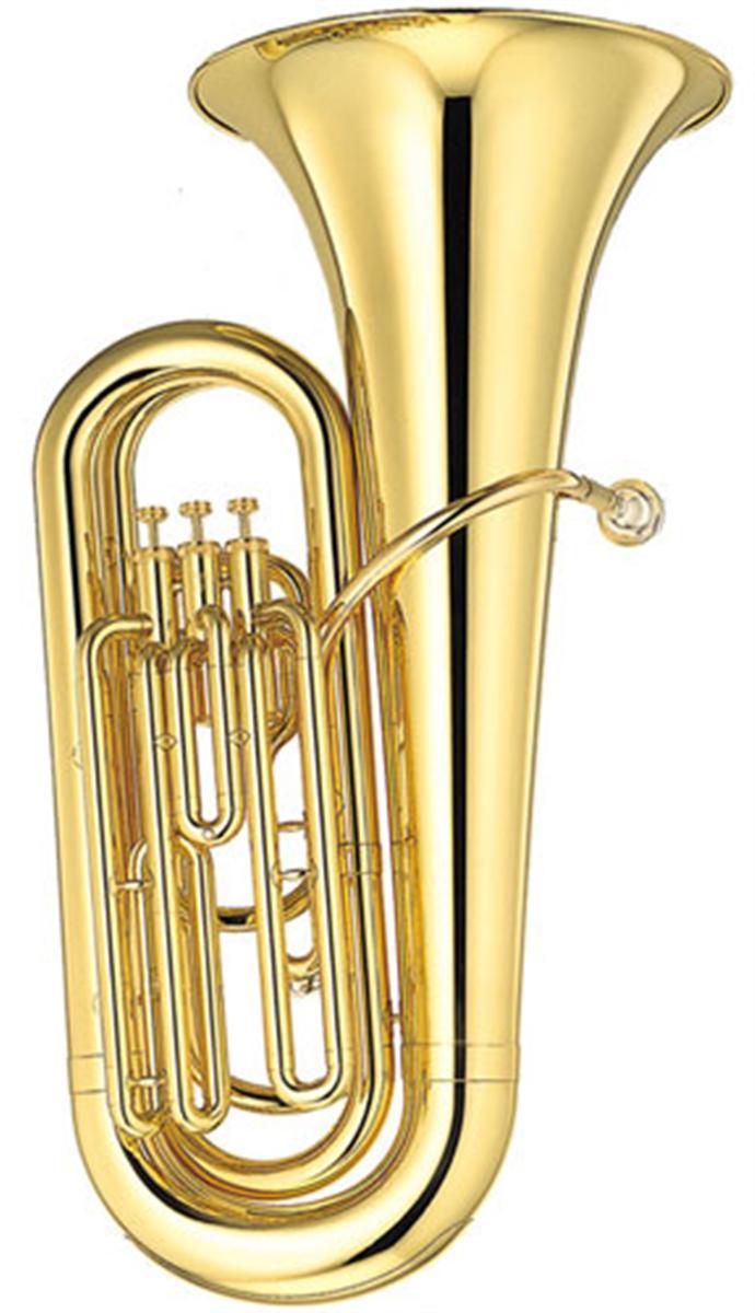 hight resolution of tuba