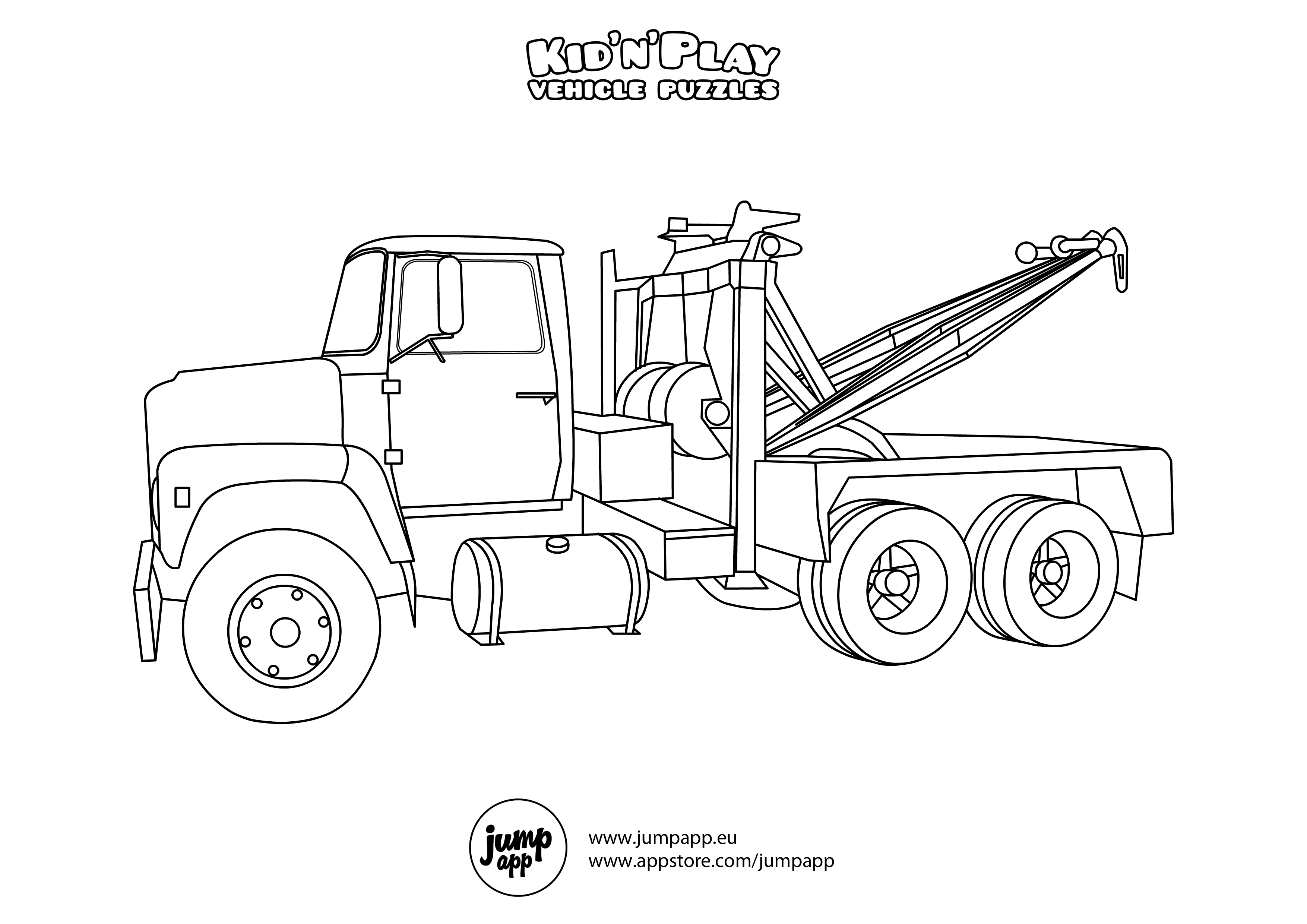 Free Rollback Truck Cliparts Download Free Clip Art Free