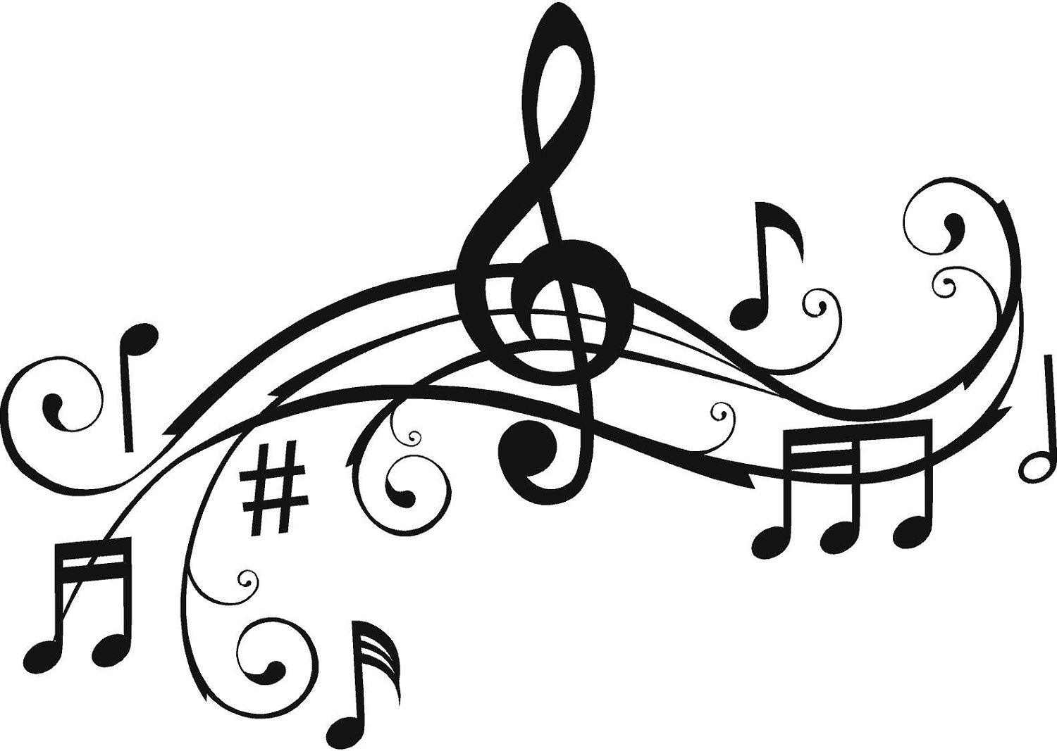 Free Choir Notes Cliparts, Download Free Clip Art, Free