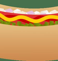 clip arts related to hamburger clip art download [ 7846 x 3137 Pixel ]